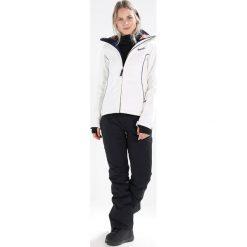 Bench BOLD SOLID JACKET Kurtka snowboardowa tofu. Białe kurtki sportowe damskie Bench, l, z materiału, narciarskie. W wyprzedaży za 543,20 zł.