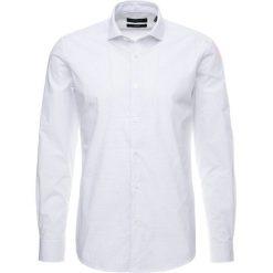 Koszule męskie na spinki: Cortefiel CAMDEN SPREAD DOT SLIM FIT  Koszula biznesowa white