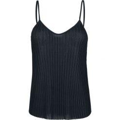 Urban Classics Ladies Jersey Slip Top Top damski czarny. Czarne topy damskie Urban Classics, xl, z jersey. Za 74,90 zł.