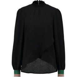 Bluzki asymetryczne: YAS YASRIBBA  Bluzka black