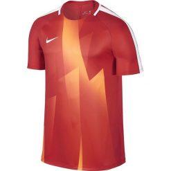 Nike Koszulka męska M NK Dry SQD Top SS GX czerwona r. L (850529 602). Czerwone koszulki sportowe męskie Nike, l. Za 99,50 zł.