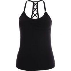 PrAna ELIXIR CAMI Koszulka sportowa black. Czarne t-shirty damskie PrAna, m, z elastanu. W wyprzedaży za 169,50 zł.
