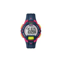 Pulsometr zegarek sportowy Timex Ironman® 30-Lap Memory Chrono. Szare zegarki damskie Timex, sztuczne. Za 209,99 zł.