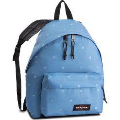 Plecak EASTPAK - Padded Pak'r EK620 Blue Wait 76T. Niebieskie plecaki męskie Eastpak, z materiału, sportowe. Za 189,00 zł.