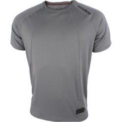 Koszulki do fitnessu męskie: koszulka do biegania męska NEWLINE BLACK AIRFLOW TEE / 78303-096