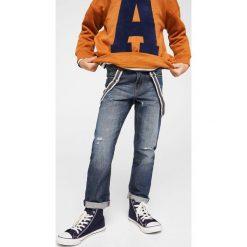 Odzież chłopięca: Mango Kids - Jeansy dziecięce Deham 110-164 cm