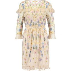 Sukienki hiszpanki: Needle & Thread Sukienka koktajlowa petal pink