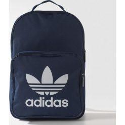 Plecak adidas Originals Classic Trefoil (BK6724). Niebieskie plecaki męskie marki Adidas, z materiału. Za 99,99 zł.
