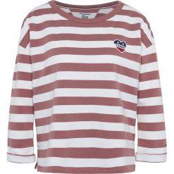 Tommy Jeans - Damska bluza nierozpinana, różowy. Czerwone bluzy damskie Tommy Jeans, xs, w paski, z denimu. Za 349,95 zł.