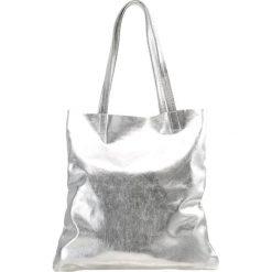 Becksöndergaard MELLU GLITZ Torba na zakupy silver grey. Szare shopper bag damskie marki Becksöndergaard. Za 629,00 zł.