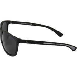 Okulary przeciwsłoneczne męskie aviatory: Emporio Armani Okulary przeciwsłoneczne black