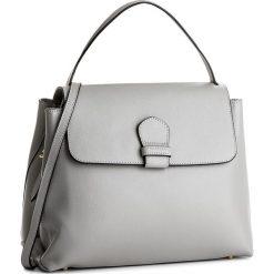 Torebka CREOLE - K10480  Szary. Szare torebki klasyczne damskie Creole, ze skóry, duże. W wyprzedaży za 239,00 zł.