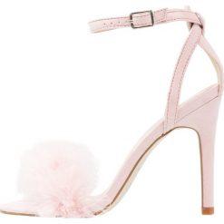 Sandały damskie: New Look SLUSH Sandały na obcasie light pink