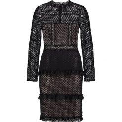 Sukienki hiszpanki: Young Couture by Barbara Schwarzer Sukienka koktajlowa black