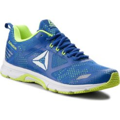 Buty Reebok - Ahary Runner CN5337 White/Blue/Yellow. Niebieskie buty do biegania męskie Reebok, z materiału. W wyprzedaży za 179,00 zł.
