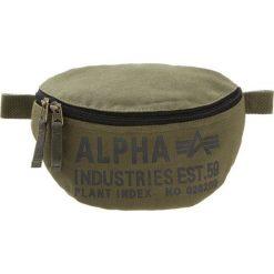 Torebki klasyczne damskie: Alpha Industries Saszetka nerka oliv
