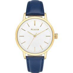 Zegarek damski. Niebieskie zegarki damskie Kazar, złote. Za 499,00 zł.