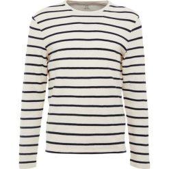 Swetry męskie: Club Monaco STRIPE Sweter navy combo