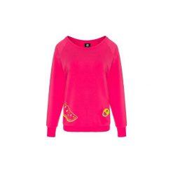 Bluzy damskie: Bluza Simple Pink Watermelon