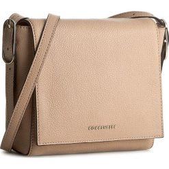 Torebka COCCINELLE - YV3 Minibag C5 YV3 15 C1 07 Degas 179. Brązowe listonoszki damskie marki Coccinelle. W wyprzedaży za 469,00 zł.