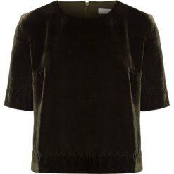 T-shirty damskie: IVY & OAK BOXY  Tshirt z nadrukiem  forest green