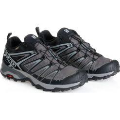 Buty trekkingowe męskie: Salomon Buty męskie X Ultra 3 GTX Black/Magnet/Quiet Shade r. 42 2/3 (398672)
