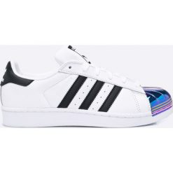 Adidas Originals - Buty Superstar Mt W. Szare buty sportowe damskie marki adidas Originals, z gumy. W wyprzedaży za 399,90 zł.