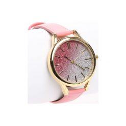 Zegarki damskie: Różowy Zegarek Live It Up