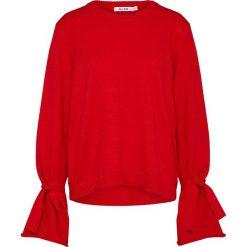 Odzież damska: Sweter w kolorze czerwonym