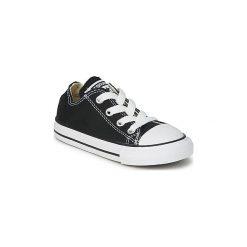 Buty Dziecko Converse  CHUCK TAYLOR ALL STAR CORE OX. Czarne trampki chłopięce marki Converse, retro. Za 179,00 zł.
