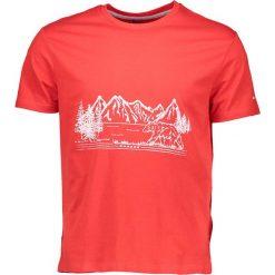 """T-shirty męskie z nadrukiem: Koszulka """"Plenitude"""" w kolorze czerwonym"""
