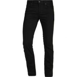 BOSS CASUAL Jeansy Straight Leg black. Czarne jeansy męskie marki BOSS Casual. W wyprzedaży za 431,10 zł.