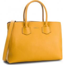 Torebka FURLA - Alba 984355 B BTI4 HSF Ginesrta e. Żółte torebki klasyczne damskie Furla, ze skóry. Za 1565,00 zł.