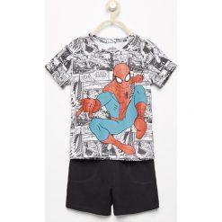 Bielizna chłopięca: Piżama dwuczęściowa spiderman – Biały