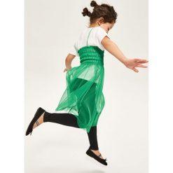 Odzież dziecięca: Tiulowa sukienka – Zielony