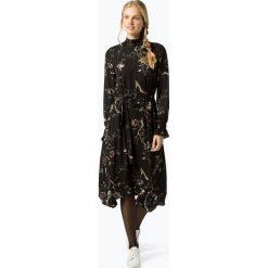 Marie Lund - Sukienka damska, czarny. Czarne sukienki Marie Lund, w kwiaty. Za 349,95 zł.