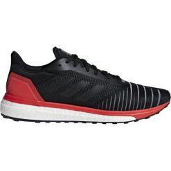 Buty do biegania męskie ADIDAS SOLAR DRIVE CORE BLACK/CORE BLACK/HI-RES RED / AC8134 - Niebieski/Czarny. Czarne buty do biegania męskie marki Adidas. Za 499,00 zł.