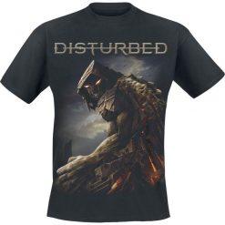 Disturbed Vengeance T-Shirt czarny. Czarne t-shirty męskie z nadrukiem Disturbed, m, z okrągłym kołnierzem. Za 74,90 zł.