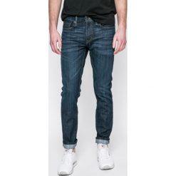 Levi's - Jeansy YOKOHAMA NIGHT. Brązowe jeansy męskie relaxed fit marki Levi's®, z bawełny. W wyprzedaży za 199,90 zł.