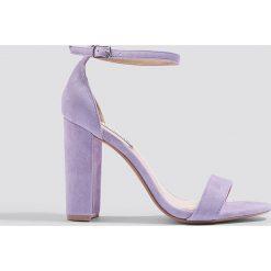 Sandały damskie: Steve Madden Sandały Carrson – Purple