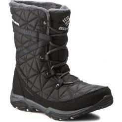Śniegowce COLUMBIA - Loveland Mid Omni-Heat BL1743 Black/Sea Salt 010. Czarne buty zimowe damskie Columbia, z materiału. Za 449,99 zł.