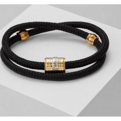 Bransoletki męskie: Miansai CASING ROPE BRACELET Bransoletka solid black