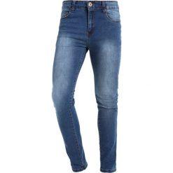 Liquor N Poker Jeans Skinny Fit mid indigo. Niebieskie rurki męskie Liquor N Poker. Za 149,00 zł.