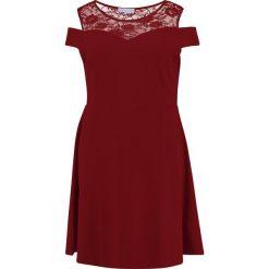 Sukienki hiszpanki: Anna Field Curvy Sukienka z dżerseju bordeaux