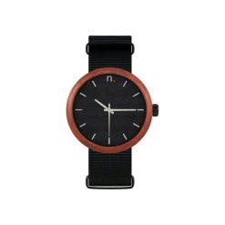 Drewniany zegarek new hoop 43 n049. Czarne zegarki męskie Neatbrand. Za 349,00 zł.