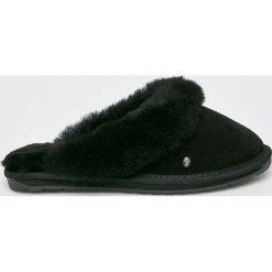 Emu Australia - Kapcie Jolie. Czarne kapcie damskie EMU Australia, z gumy. Za 339,90 zł.