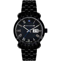 """Zegarki męskie: Zegarek kwarcowy """"Nestorius"""" w kolorze czarnym"""