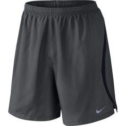 Spodenki i szorty męskie: Nike Spodenki męskie 7IN Challenger 2IN1 Short grafitowy r. S  (717951)