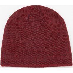Czapka - Czerwony. Czerwone czapki męskie marki Reserved. Za 49,99 zł.