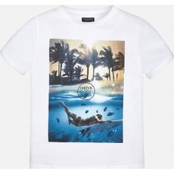 T-shirty chłopięce: Mayoral – T-shirt dziecięcy 128-172 cm